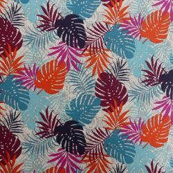 Tissu Altamira Cretonne Multicolore