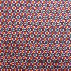 Coupon Tapajos Cretonne Multicolore 100x140