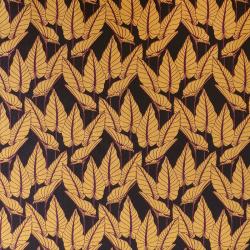 Tissu Horta Cretonne Anthracite