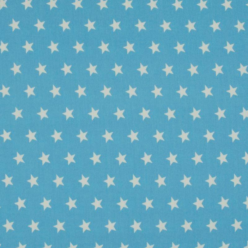 Tissu Coton Imprimé Etoile Ciel