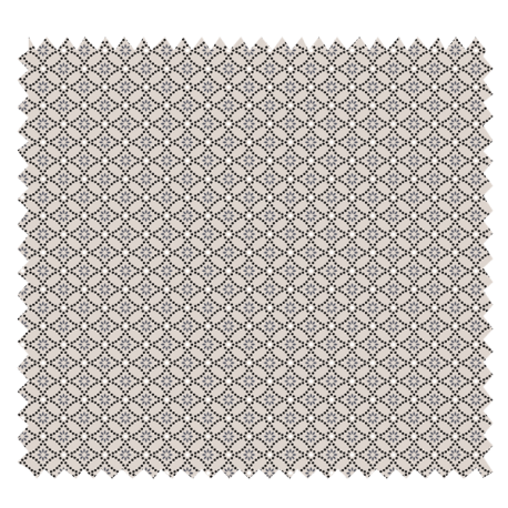 Pochette Velours Selia Bleu - 2 Tailles