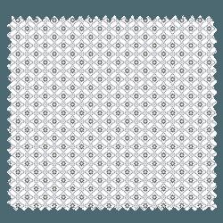Tissu Ming Imprimé Noir Blanc