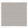 Pochette Velours Selia Rose - 2 Tailles