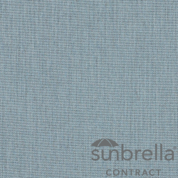 Tissu Sunbrella Natté Bleu