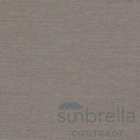 Tissu Sunbrella Natté Gris