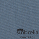 Tissu Sunbrella Natté Bleu Fonce
