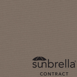Tissu Sunbrella Solid Taupe