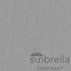 Tissu Sunbrella Solid Gris Chiné