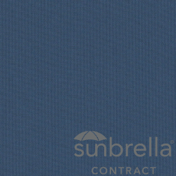 Tissu Sunbrella Solid Marine