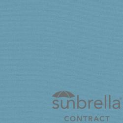 Tissu Sunbrella Solid Bleu