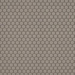 Tissu Imprimé Floralie Gris
