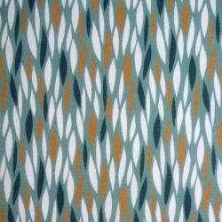 Tissu Cretonne Badi Imprime Nil balsam