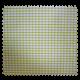 Tissu Petit Vichy Anis Blanc
