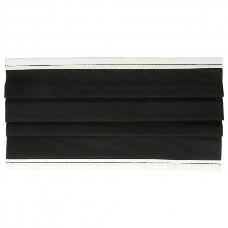 Lot de 10 Kits Masque Barrière coloris gris clair (Tissus testés par la DGA et de Catégorie 1)