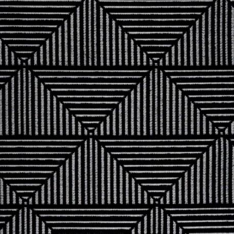 Tissu Floyd Jacq Noir