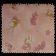 Tissu Pique Coton Imprimé Sweet Rose