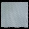 Coussin Garni Castor Microfibre Neige