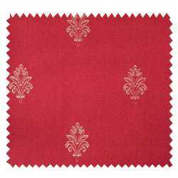 Tissu Xtrento All Over Rouge Ruby