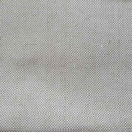 Tissu Toile Grande Largeur Roca Ficelle