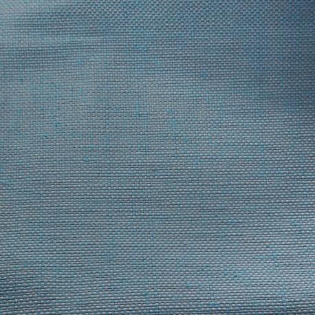 Tissu Toile Grande Largeur Roca Bleu Clair