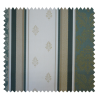 Fouta Mykonos Frange Turquoise