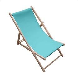Tissu Toile Dralon Classic Uni Turquoise