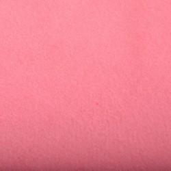 Tissu Feutrine Uni Rose L180