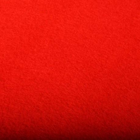 Tissu Feutrine Uni Rouge L180