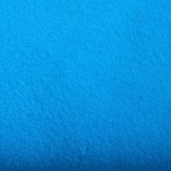 Tissu Feutrine Uni Turquoise L180
