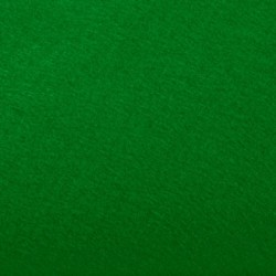 Tissu Feutrine Uni Vert Billard L180
