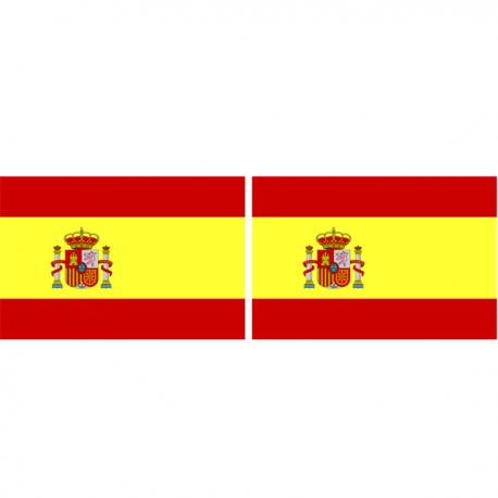 Tissu Drapeau De l'Espagne