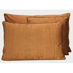 Housse de Coussin Grimaud Orange 40x60 cm