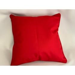 Housse de Coussin Ramatuelle Rouge 40x60 cm