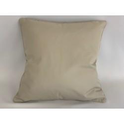 Housse de Coussin Ramatuelle Taupe 45x45 cm