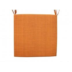 Galette de Chaise Grimaud Orange 38x38 cm