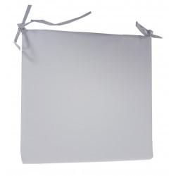 Galette de Chaise Ramatuelle Beige Gris 38x38 cm