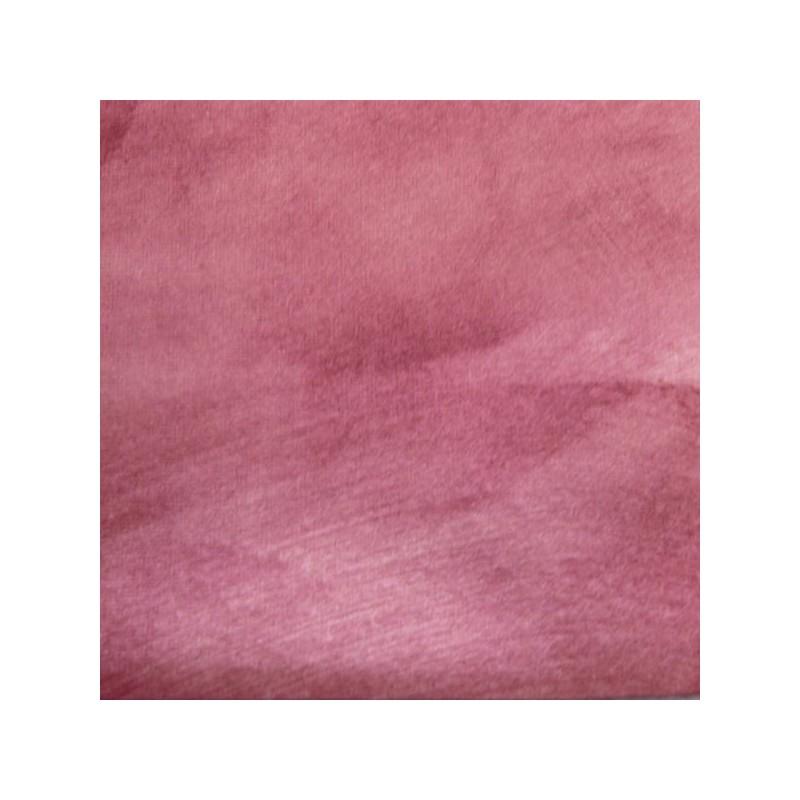 Tissu Reflet Peau de Pêche Bordeaux Déperlant Anti-tache