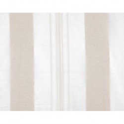 Tissu Elsa Ecru Blanc