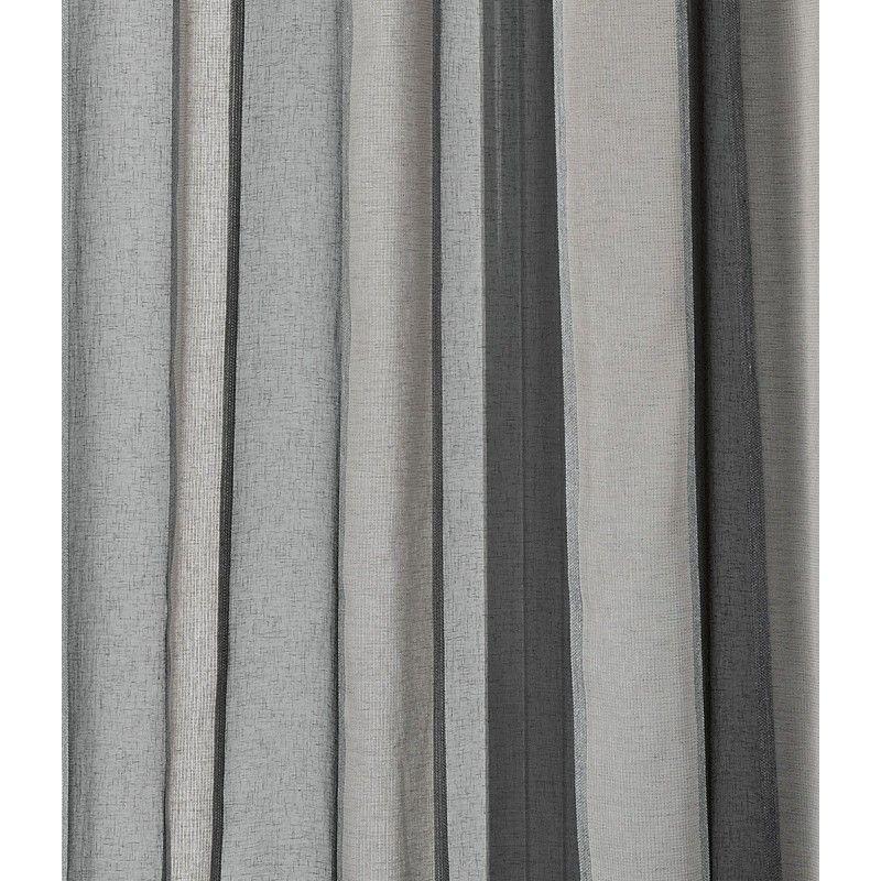 Tissu Ines Noir