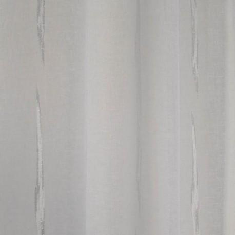 Tissu Voilage Lumière Blanc Lurex