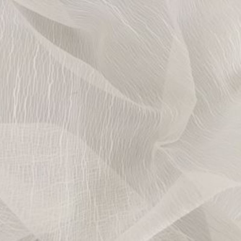 Tissu Gloss Jacq. Uni Blanc