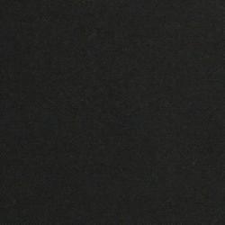 Tissu Double Natte Non Feu Noir