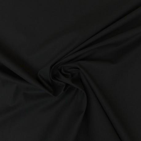 Tissu Reverie Toile A Drap Noir