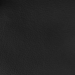 Tissu Cannes Simili Noir