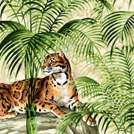 Coupon Leopard Jungle