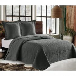 Couvre-lit avec taies Samantha - 9 coloris