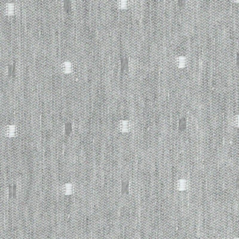 Tissu Iriscarre Gris Ecogreen