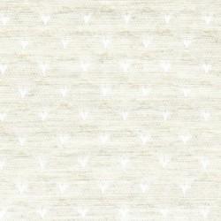 Tissu Juno triangle Beige Ecogreen