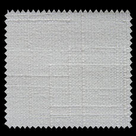 tissu toile aberdeen non feu blanc tissus des ursules. Black Bedroom Furniture Sets. Home Design Ideas