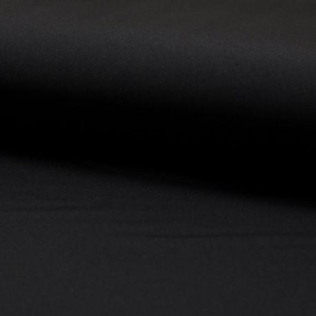 Tissu Jersey Sport Noir